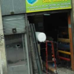 Plásticos San Mateo en Bogotá