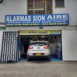 Alarmas JM en Bogotá