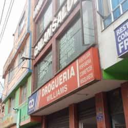 Droguería Williams  en Bogotá
