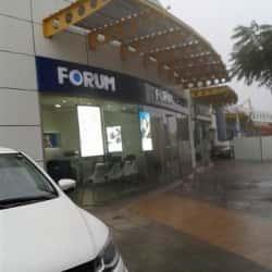 Forum - Mall Plaza Tobalaba en Santiago