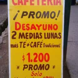 Cafetería San Bernardo en Santiago