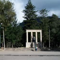 Monumento Rafael Uribe Uribe en Bogotá