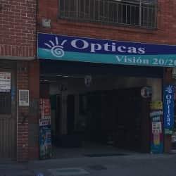 Óptica 20 20 en Bogotá