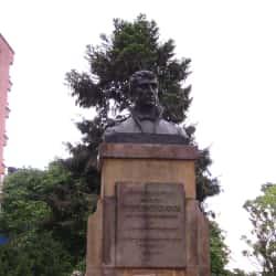 Monumento Antonio Baraya en Bogotá