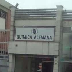 Química Alemana en Bogotá