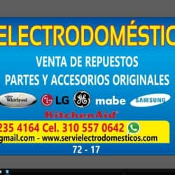 Servielectrodomésticos S.A.S. en Bogotá