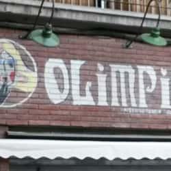 Pizzeria Olimpia en Santiago