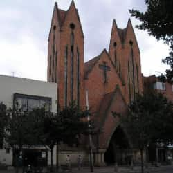 Iglesia San Vicente de Paul en Bogotá