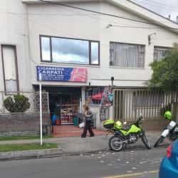 Cigarrería Carpati en Bogotá