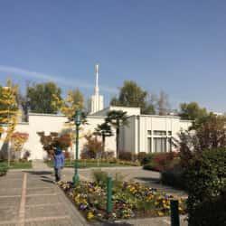 templo mormon santiago en Santiago