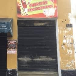 Chorizos en Bogotá