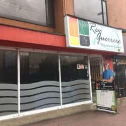 Rey Guerrero Pescadería Gourmet en Bogotá