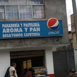 Panaderia y Pasteleria Aroma y Pan  en Bogotá