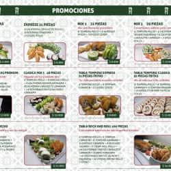 Sushi Humo  en Santiago