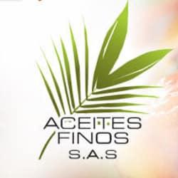 Aceites Finos S.A.S en Bogotá
