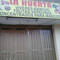 La Huerta en Bogotá