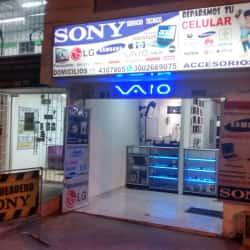 A Electro Service Sony en Bogotá