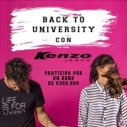 Kenzo Jeans Galerías en Bogotá