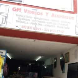Vidrieria Marqueteria y Aluminios en Bogotá