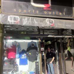 O2 Sports Outlet - Providencia 2345 en Santiago