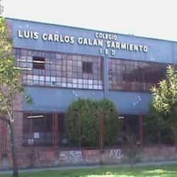 Colegio Distrital Luis Carlos Galán Sarmiento en Bogotá