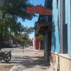Ciudad Vieja en Santiago