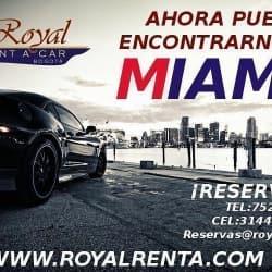 Royal Rent A Car en Bogotá