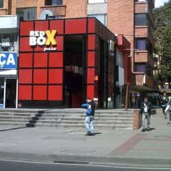 Red Box Pizza Chicó en Bogotá