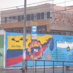 Paradero SITP Salón Comunal Patio Bonito II - 449A08 en Bogotá