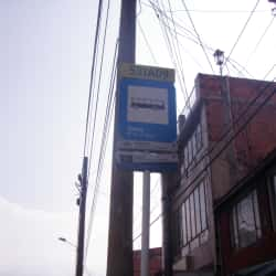 Paradero SITP Barrio Timiza - 531A09 en Bogotá