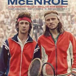 Borg/McEnroe, La película