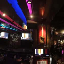 Hard Rock Café - Costanera Center en Santiago