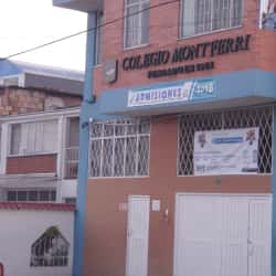 Colegio Montferri en Bogotá