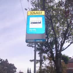 Paradero SITP Marsella - 324A07 en Bogotá