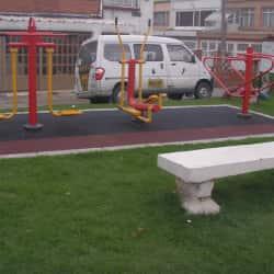 Parque Urbanización Capellanía I y II Etapa Calle  22A en Bogotá