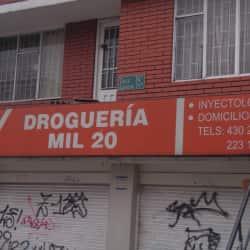 Droguería Mil Veinte en Bogotá