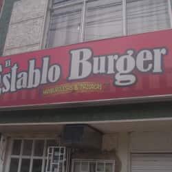 El Establo Burger Carrera 71 en Bogotá