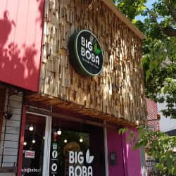Big Boba Bubble Tea en Santiago