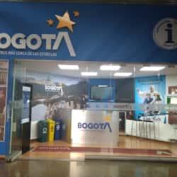 Punto de información turística Terminal de transporte Salitre en Bogotá
