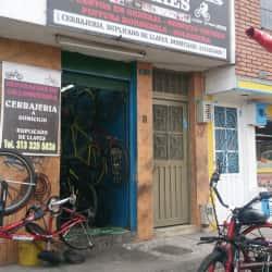 Bicicletas JJ Bikes en Bogotá