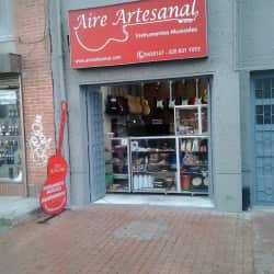 Aire Artesanal en Bogotá