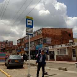 Paradero SITP Barrio El Laurel - 024A05 en Bogotá