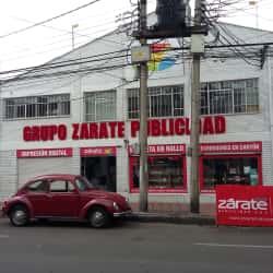 Grupo Zarate Publicidad en Bogotá