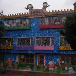 Gimnasio Niños Felices en Bogotá