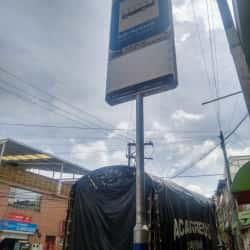Paradero SITP Barrio Bello Horizonte - 452A13 en Bogotá