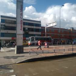 Estación Avenida 1 de Mayo en Bogotá