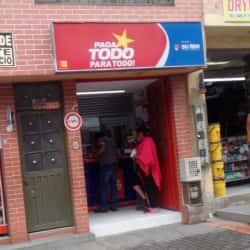 Paga Todo Calle 67 con 115A en Bogotá