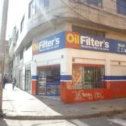 Oil Filter's Avenida Rojas en Bogotá