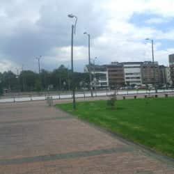 Parque Urbanización Santa Cecilia Calle 55 en Bogotá