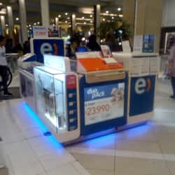 Entel Express - Mall Plaza Tobalaba en Santiago
